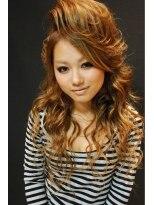 ヘアーメイク カリユ(HAIR MAKE kariyu)ハーフアップ