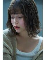Chlom新宿☆前下がり ななめバング TEL 0364574337