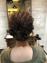 アイビーヘアー(IVY Hair)結婚式お呼ばれ