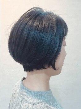パルブリエ(PALBRILLER)の写真/似合わせスタイルでアナタらしさを引き出す☆再現性を重視したカット技術で周りから褒められる髪型に♪