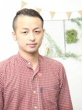オンヘアー(On-hair)鹿野 隼孝
