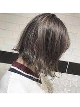 ブラウン ナカノ(BROWN nakano)【YUMA】プラチナグレージュ☆アディクシー