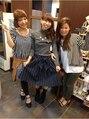 ハピネス クローバー 学園前店(Happiness CLOVER)メンバーのみんなとファッションコーディネート☆素敵でしょ!