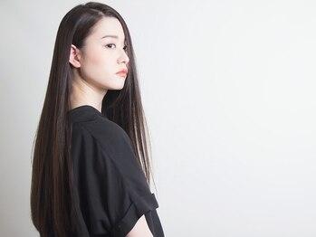 コティー(Kotii)の写真/『柔らかい質感と透明感のある艶髪へ…♪』髪に優しく、傷ませない施術でツヤのあるストレートを叶えます☆