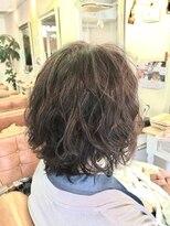 ファミーユ ヘア(Famille Hair)40~50代の方にオススメ! 楽チンパーマスタイル