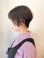 シアン ヘア デザイン(cyan hair design)【cyan】トランクスショート