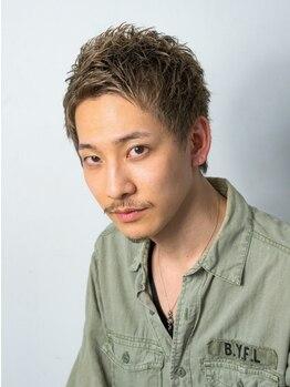 ヒロギンザ 御茶ノ水店(HIRO GINZA)の写真/ショートと言えばヒロ銀座!メンズ専門サロンだからできるモチの良いスタイルに!