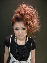 ヘアーメイク カリユ(HAIR MAKE kariyu)ポンパアップ