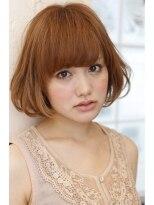 ミンクス ギンザ(MINX ginza)【MINX銀座】シンプル可愛い!ワンカールボブ。