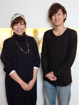 ジーナ(JINa)の写真/神戸コレクション・アジアコレクション等も担当したスタイリスト在籍!バッサリカットのイメチェンもお任せ!