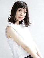 ルータス(loutus)【loutus】外ハネボブ&ジグザグショートバング/武蔵小杉
