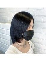 レッドネオ エビス(Redneo ebisu)縮毛矯正でも自然な丸みを作ります
