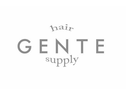 ジェンテ ヘアサプライ(GENTE hair&supply)の写真