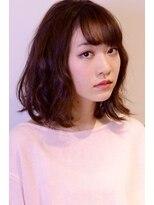 ネオヘアー 曳舟店(NEO Hair)春オススメ☆フェミニティーピンクボブ