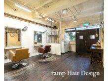 薬院駅にあるramp Hair Design【ランプ ヘアーデザイン】