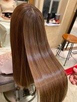 ミンクス 青山店(MINX)柔らか髪質改善トリートメント 美髪 ツヤ髪