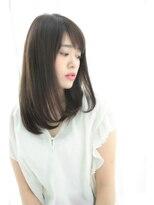 キャンバス バイ ネオリーブ 横浜西口(Canvas by neo.)横浜♪柔らかいピュアストレートスタイル♪