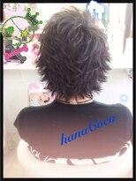 ヘアーアンドメイクサロン ハナココ(hair&make salon hana Coco)ナチュラルパーマ風