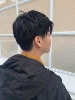六本木美容室 白金店万能メンズヘアスタイル