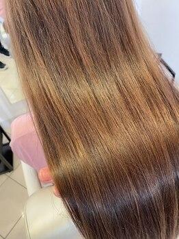 スティル(Steel)の写真/『美髪三大条件ツヤ・まとまり・うるおい』選べるトリートメントで髪質改善♪