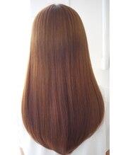 話題の髪質改善《サイエンスアクア》をすることで憧れのサラ艶ヘアーへ導きます♪