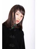 ユージー ヘアー(ug hair)【ug hair】黒髪ロブ