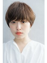 リル ヘアーデザイン(Rire hair design)【Rire-リル銀座-】大人マッシュショート☆