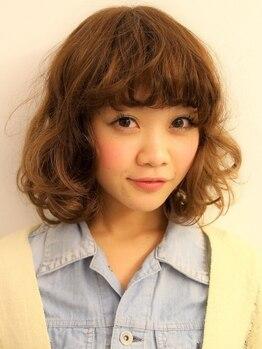 ソソ(SOSO)の写真/カット技術で選ぶなら【SOSO】ハイキャリアStylistが、マンツーマンで似合うヘアをご提案。小顔効果も◎