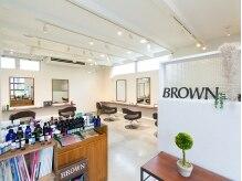 BROWN hair design(ブラウンヘアーデザイン)