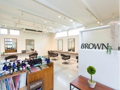 ブラウンヘアーデザイン(BROWN hair design) 画像