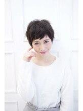 ヘアーアンドメイクアップMK 貝塚店(hair&make-up MK)ナチュラルショート