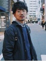 【merry_TATSUYA】ナチュラルパーマ