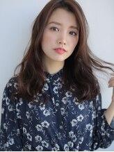 アグ ヘアー フロル 板橋店(Agu hair flor)ひし形シルエット☆モテカールスタイル