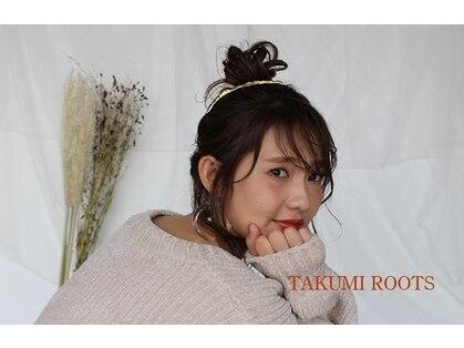 タクミルーツ TAKUMI ROOTSの写真
