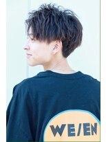 ザ サードヘアー 津田沼(THE 3rd HAIR)最高の横顔コンマかき上げヘア