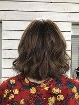 ビーヘアサロン(Beee hair salon)ミルクティーベージュ