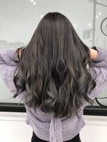ヘアデザイン ダブル(hair design Double)ダブルカラーで外国人風カラーに♪