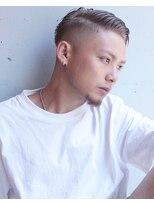 【IRIE HAIR赤坂】大人気スタイルフェード×ハイトーン×短髪