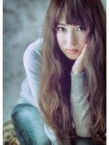 オゥルージュ(Au-rouge noma)【aurouge noma 石井美紗紀】 アンニュイカール×グラデカラー