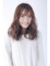 ヘアー アート ジュース 茶屋町店(Hair art Juice..)ふんわりラフウェーブ