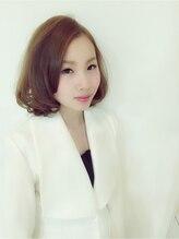 ヘアー バイ パッション コクラ(Hair by Passion KOKURA)Aラインボブ