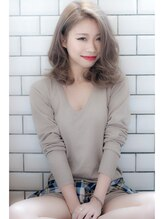 エイト プラット 渋谷2号店(EIGHT plat) 【EIGHT plat 渋谷】silky bob × natural gradation