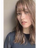 エッセンシャルヘアケア アンド ビューティー(Essential haircare & beauty)外国人風カラー