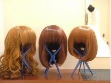 ヘアーリゾート アルル(Hair Resort ARURU)の雰囲気(良質でお手軽価格のウィッグも取り扱い中です☆)