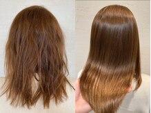 ◆今話題の髪質改善・酸熱トリートメント【サブリミック】で今までにない手触り、ツヤ髪に♪