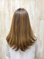 髪質改善★美髪ストレート