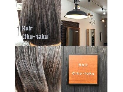 ヘアー チクタク(Hair Ciku-taku)の写真
