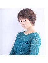 アルター(aL ter)オーガニックカラー×ショート【アルター鎌取店 市原徹】