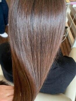 フェアリー 笹沖店 (fairy Sasaoki)の写真/「髪は綺麗でなければいけない」と思っている方必見!貴方だけの《オーダーメイドトリートメント》をご提案!
