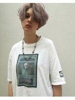 ピープル(people)[people]PEAL PINK × BOYISH SHORT